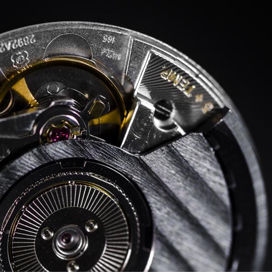 Werenbach Uhr Leonov Uhrwerk