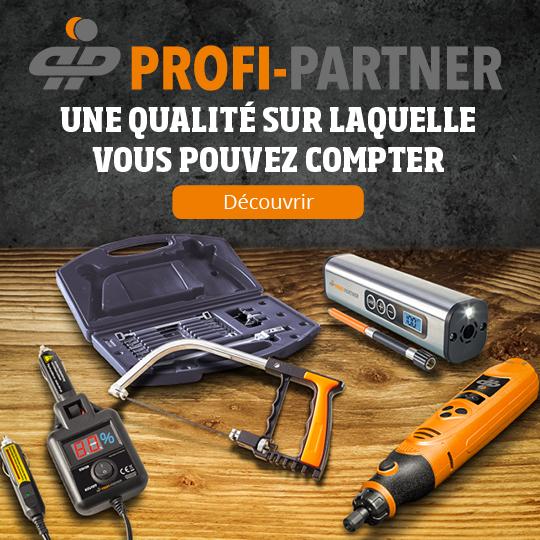 Profi-Partner - Des outils de professionnels, pour les professionnels