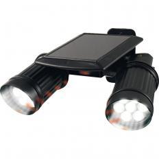 Double projecteur solaire avec capteur de mouvements