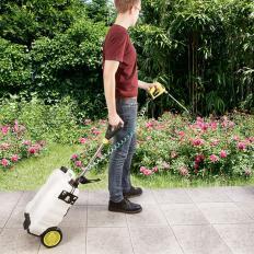 Pulvérisateur de jardin sans fil