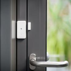 Alarme portes et fenêtres ultra plate Lot de 3