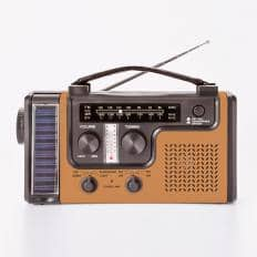 "Radio multifonctions ""Vintage Gold"""