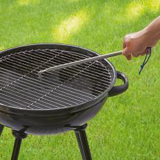 Outil de nettoyage de barbecue