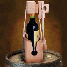 Coffre-fort à vin