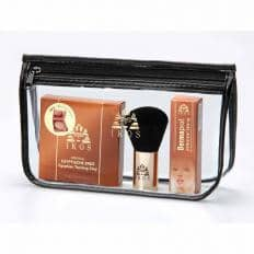 Kit de maquillage avec trousse de voyage