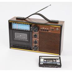 Radiocassette enregistreur