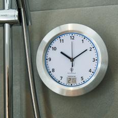 Horloge radiopilotée résistante à l'humidité