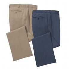 Lot de 2 pantalons de voyage