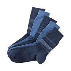 Chaussettes confort par lot de 10