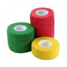 Bandage en coton auto-adhésif