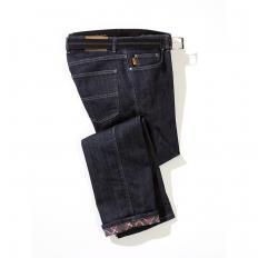Jean thermique 5 poches