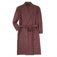 Robe de chambre en coton