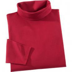 Lot de 2 T-shirts à col roulé en jersey