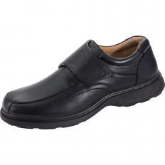 Chaussures classiques à patte auto-agrippante