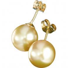 Boucles d'oreilles à perles d.