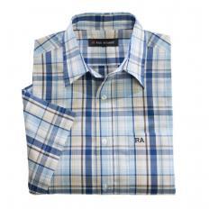 Chemise à carreaux, facile à entretenir