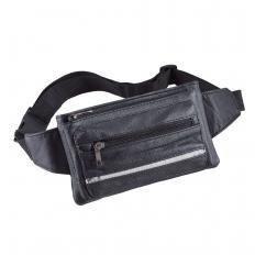 Pochette ceinture en cuir avec LED
