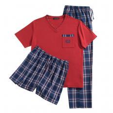 Pyjama en trois pièces