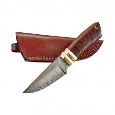 Couteau de Chasse Damast