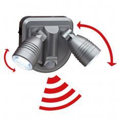Projecteur LED à détecteur de mouvement
