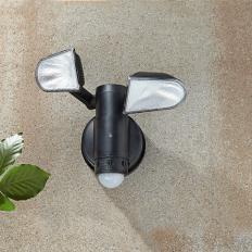 Projecteur à LED ultra puissant avec capteur de mouvement