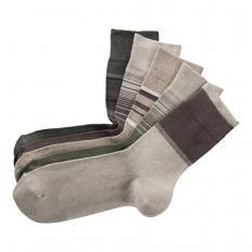 Chaussettes confort par lot de 5