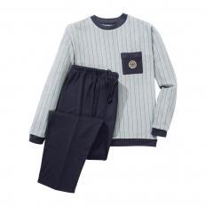 Pyjama en tissu-éponge