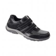 Chaussures de confort à patte auto-agrippante