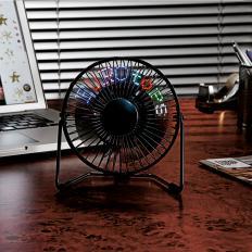 Ventilateur programmable à LED