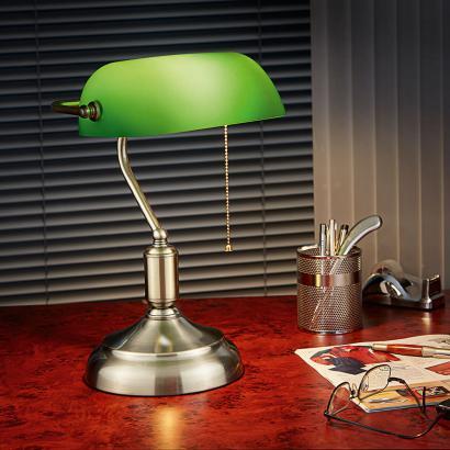 lampe de banquier achetez ce produit lampe de banquier en toute s curit sur et. Black Bedroom Furniture Sets. Home Design Ideas