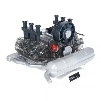 maquette de moteur porsche 6 cylindres plat achetez ce produit maquette de moteur porsche 6. Black Bedroom Furniture Sets. Home Design Ideas