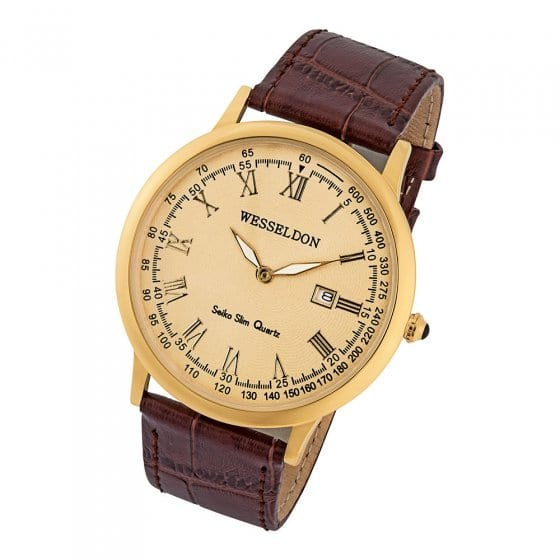 Montre homme extra plate