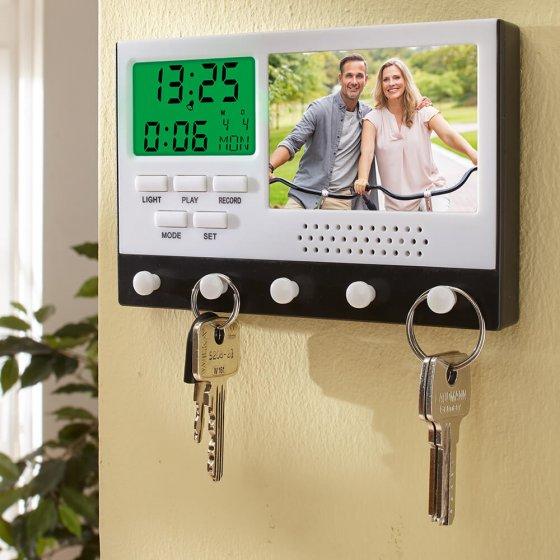 Votre cadeau : Porte-clés avec montre digitale