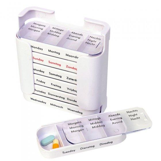 Pilulier 7 jours