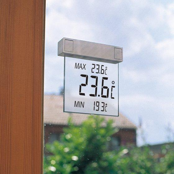 Thermomètre numérique de fenêtre