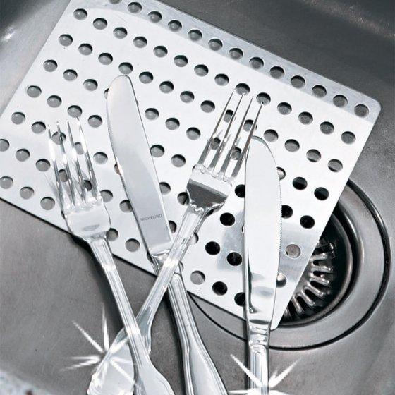 """Plaque aluminium  """"Silber-Clean"""""""