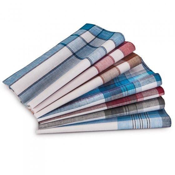 Lot de mouchoirs en tissu Lot de 7