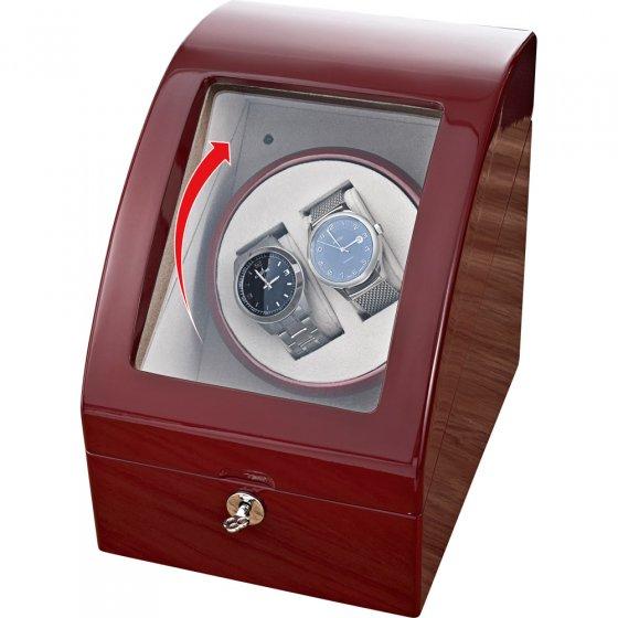 Tourne-montres pour 2 montres