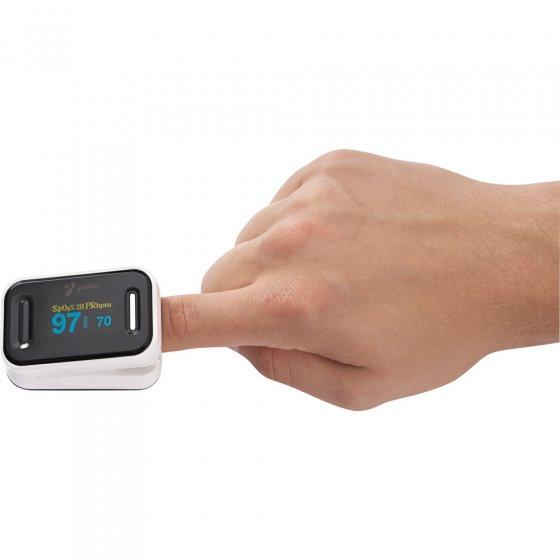 Oxymètre de pouls doigtier