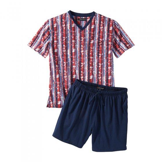 Pyjama d'été en jersey fin