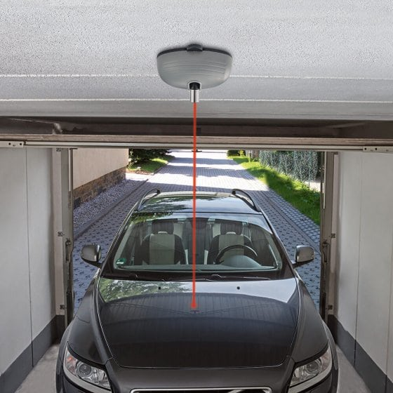 Aide au stationnement laser