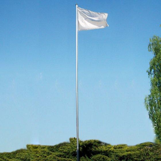 Mât de drapeau en aluminium