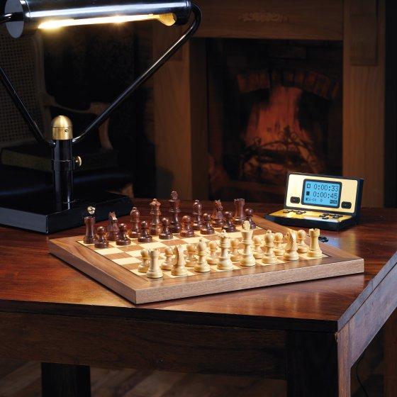 Jeu d'échecs électronique avec reconnaissance de pion