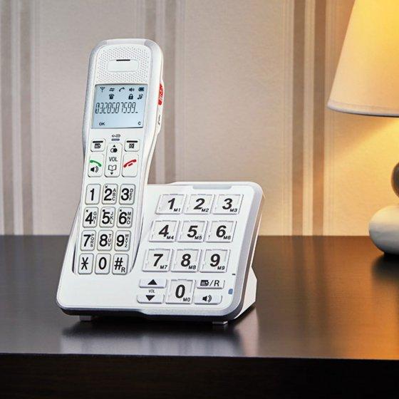 Téléphone numérique sans fil