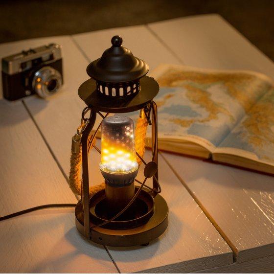 """Ampoule LED  """"flamme"""""""