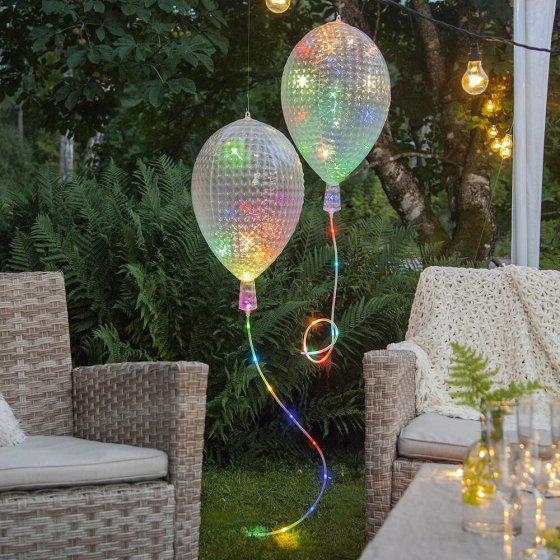 """Lampe de fête  """"ballon""""  à LED"""