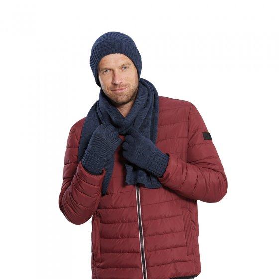 Ensemble d'hiver tricoté