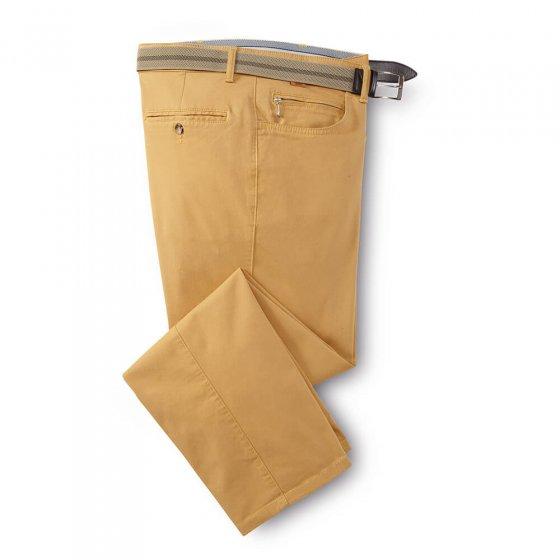 Pantalon léger en coton sans repassage 21 | Maïs