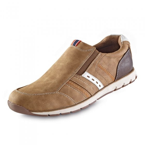 Chaussures str.sportives,Sable 43 | Sable