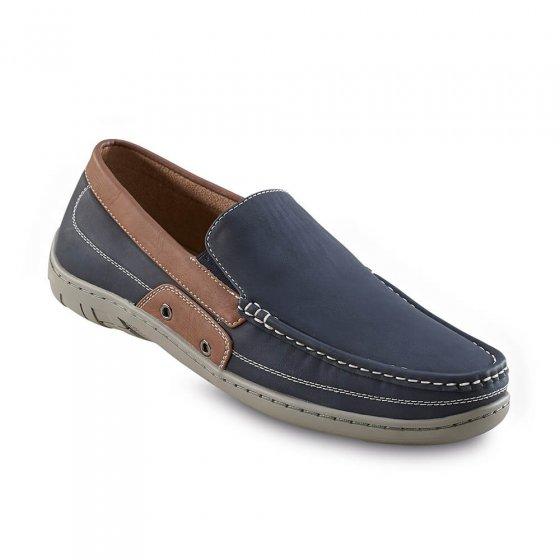 Chaussures stretch légères 44   Bleu
